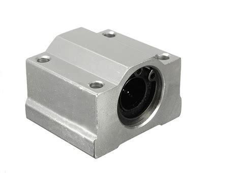Bearing Sc8uu Linear Bearing aliexpress buy 10pcs lot sc8uu scs8uu 8mm linear motion bearing slide bushing for cnc