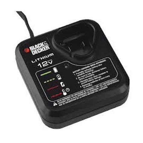 black and decker charger 12v black decker lcs12 90592257 12v lithium ion battery