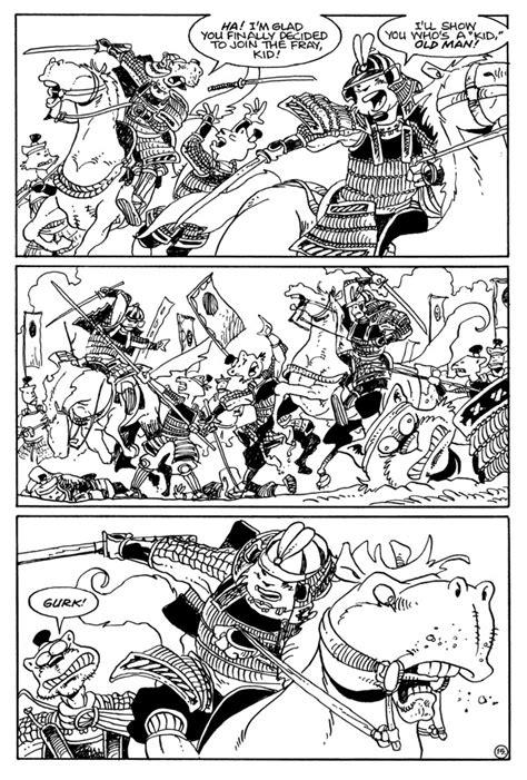The Usagi Yojimbo Saga: Legends TPB :: Profile :: Dark