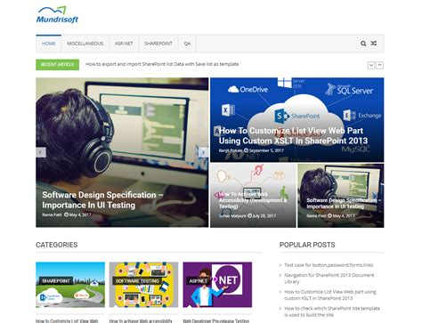 introduction to sharepoint master pages sharepoint