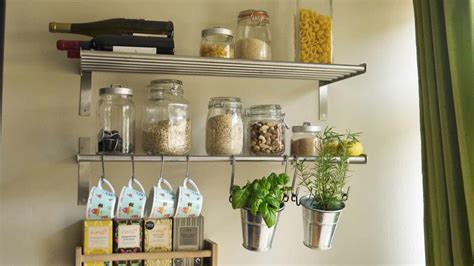 Kitchen Wall Organization Ideas 11 Clever And Easy Kitchen Organization Ideas You Ll