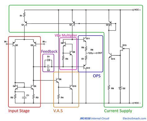 transistor vas electrosmash
