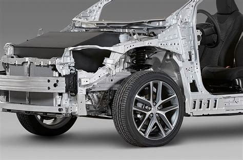 Toyota New Global Architecture Toyota Introduced A New Modular Platform Tnga Your News