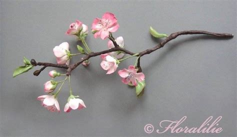 Cherry Blossom Wedding Cakes Cake Geek Magazine Cherry Blossom Branch