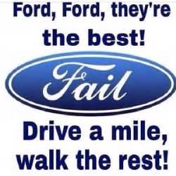 Ford Saying Anti Ford Jokes Kappit