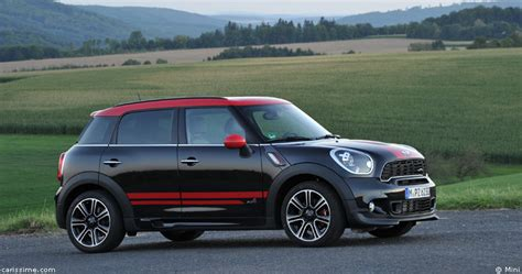 Mini Cooper 4x4 Countryman by Mini Countryman Cooper Works Voiture Polyvalent