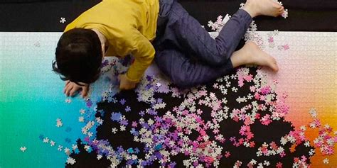 cmyk puzzle 5000 try your hand at this massive 5 000 piece cmyk puzzle if
