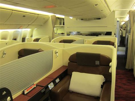 Japan Airlines Cabin by How Is Japan Airlines New Class Product One