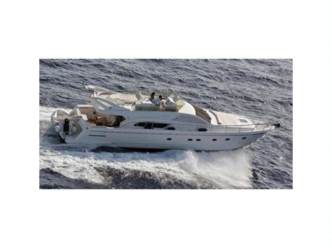 boats for sale javea ferretti 57 in puerto de j 225 vea power boats used 51535