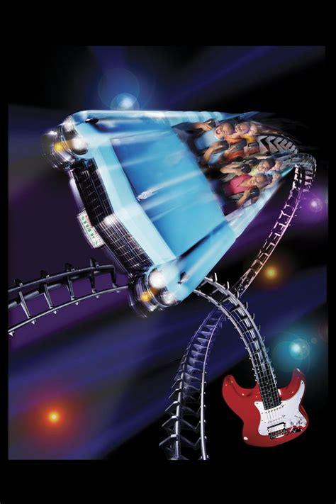 N Friends Roller Coaster rock n roller coaster disney s studios