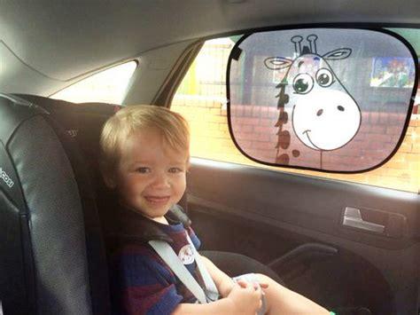 Incubator Longsleve 2 car window shade baby universal