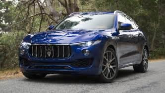 Drive A Maserati Drive 2017 Maserati Levante
