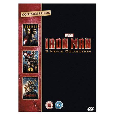 Iron Dvd Box Set Collection Koleksi iron 1 3 box set dvd