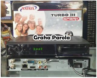 Harga Matrix Turbo 111 receiver pintar matrix turbo 111 spark
