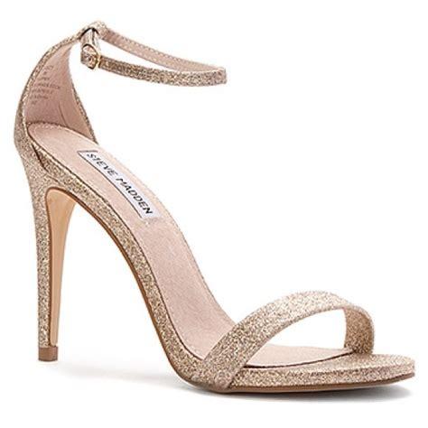 steve madden sparkly high heels 29 steve madden shoes steve madden stecy gold