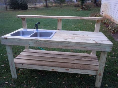 diy potting bench with sink potting bench with sink bing images in a garden