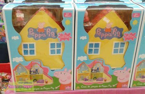 casas de peppa pig peppa pig casa original s 240 00 en mercado libre