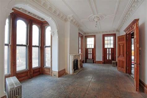 brownstone interior brooklyn new york brownstone love old houses pinterest