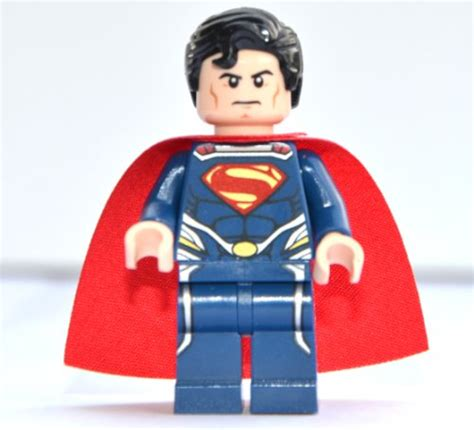 Lego Original Minifigure Superman Of Steel image gallery lego superman cape