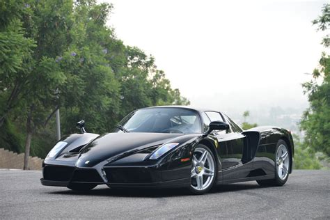 ferrari black black ferrari enzo for sale in the us at 3 400 000 gtspirit