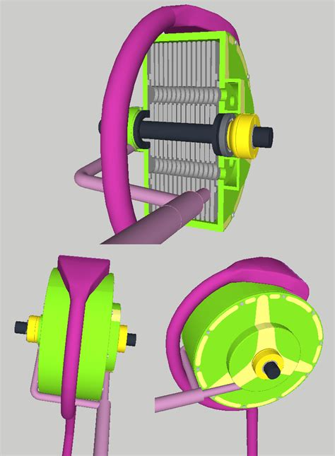 Tesla Turbine Design File Tesla Turbine Png Wikimedia Commons