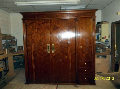 custom murphy bed custom made murphy bed by norton s restorations