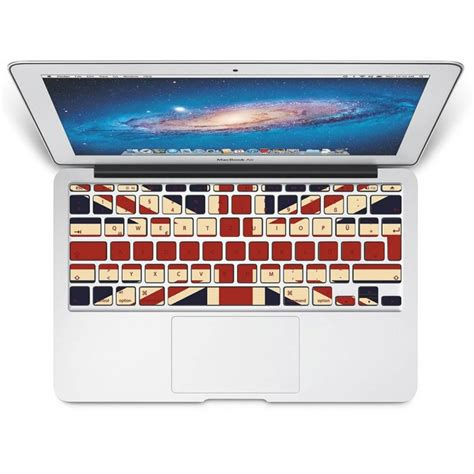 Aufkleber Macbook Tastatur by Union Jack Gro 223 Britannien Flagge Tastatur Aufkleber F 252 R