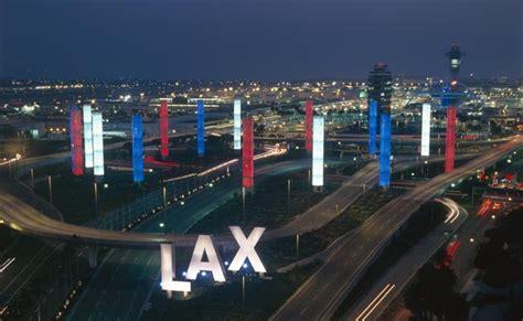 La Lighting by Los Angeles World Airports Gateway Masterplan Lighting