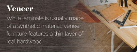 Which Is Better Veneer Or Laminate - laminate veneer and solid wood furniture what s the