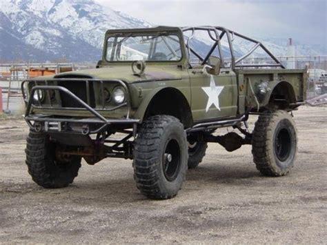 Army Jeeps M715 Jeep Gentlemint