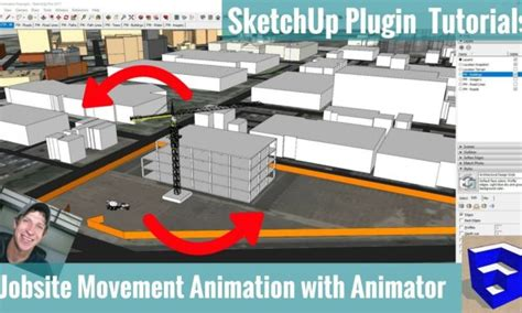 tutorial sketchup animation the sketchup essentials sketchup tutorials for everyone