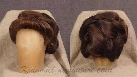 1910 hairstyles how to do 1890 1910 hairstyle by kidumiel on deviantart