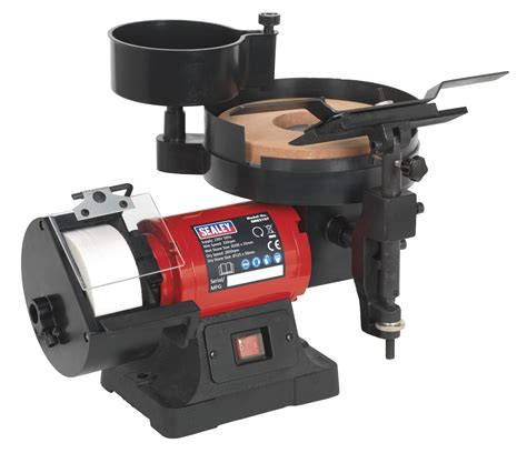 sealey bench grinder sealey bench grinder sharpener wet dry tools today