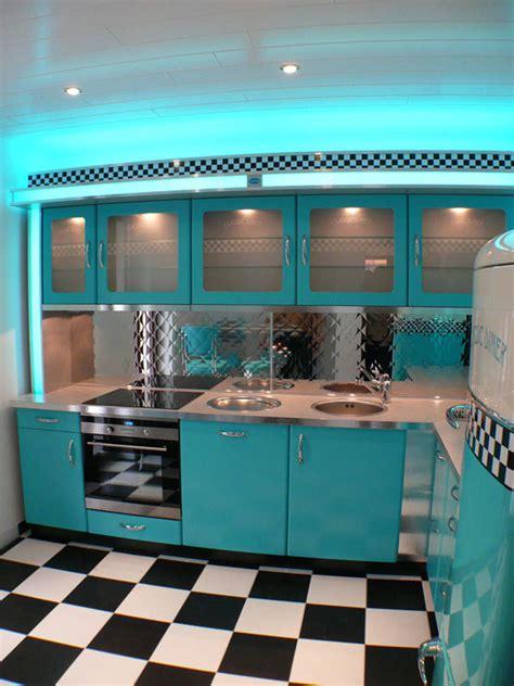 vintage möbel küche waschbecken farblich