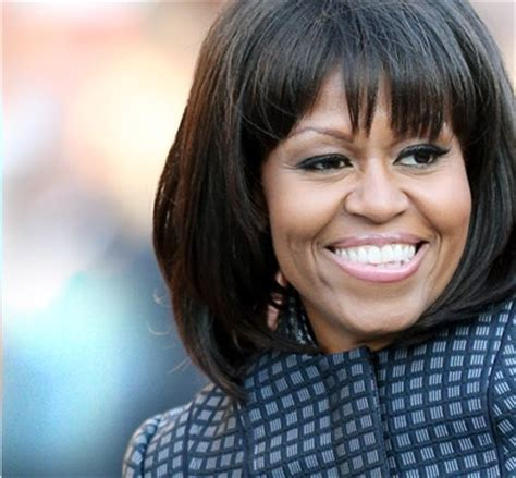 michelle obama hair loss michelle obama s bangs mystylebell your premiere hair