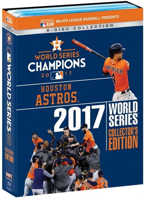 World Series Sweepstakes 2017 - 2017 world series blu ray box set mama likes this