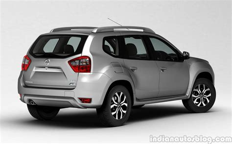 nissan india nissan terrano unveiled in india
