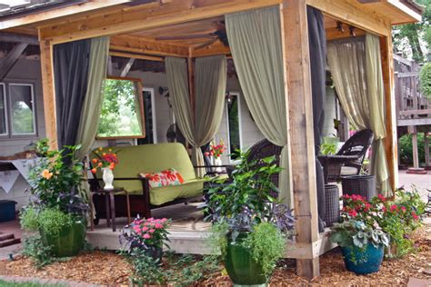 Pergola With Curtains Pergola Shade Pratical Solutions For Every Outdoor Space