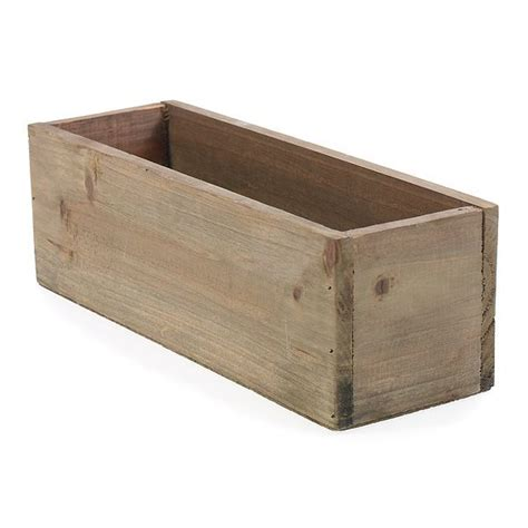 Lining A Wooden Planter Box by 17 Best Images About Wood Floral Containers On