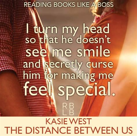the between us a novel books book review the distance between us by kasie west