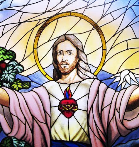 imagenes religiosas en vitral capilla fundo arteaga 171 vitral