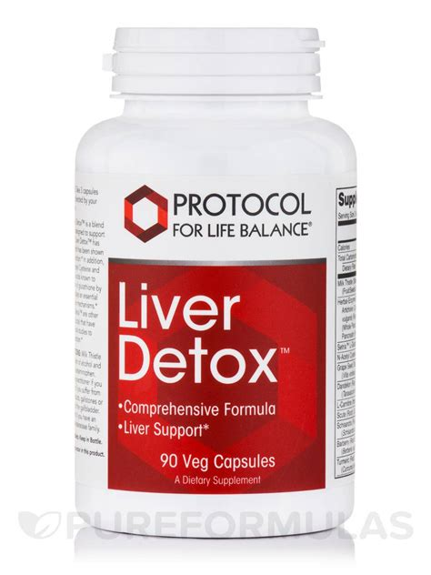 90 For Liver Detox by Liver Detox 90 Veg Capsules