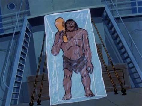 film frozen caveman scooby s night with a frozen fright