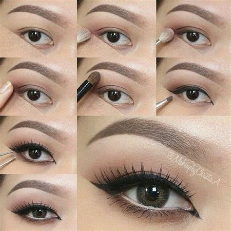 eyeliner tutorial for asian eyes 17 best images about makeup step by step on pinterest