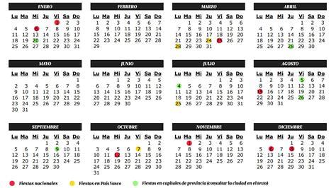 calendario de 2016 do iperj vacaciones calendario de fiestas y laborables 2016 en