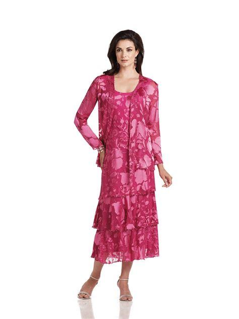 cp11505 dress beaded sleeve jacket tea length