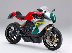 Honda Electric Bike Honda Goes Electric Racing 171 Motorcycledaily