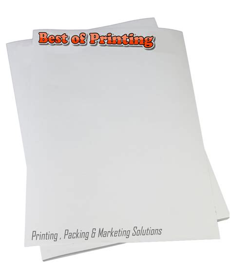 Business Letterhead Printing Services Letterhead Printing Nyc Business Letterheads Bestofprinting