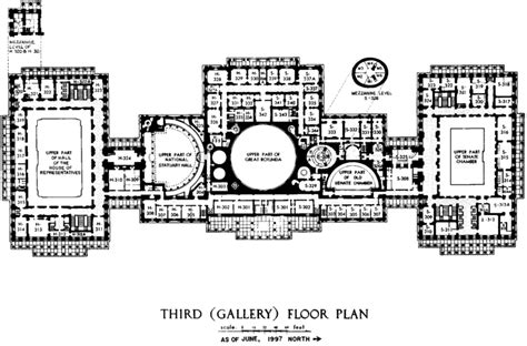 capitol building floor plan united states capitol howlingpixel