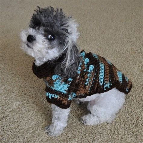 crochet patterns for dog sweaters easy crochet sweater patterns crochet small dog sweater